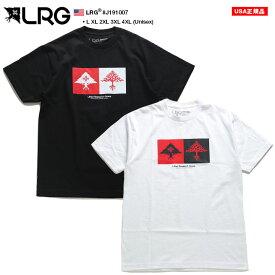 エルアールジー LRG Tシャツ 半袖 メンズ レディース 黒 L XL 2L LL 2XL 3L XXL 3XL 4L XXXL 4XL 5L XXXXL 大きいサイズ b系 ヒップホップ ストリート系 ブランド 服 かっこいい おしゃれ 定番ロゴ プリント ビッグシルエット ボックスロゴ ダンス スケート ギフト J191007
