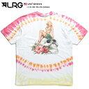 エルアールジー LRG Tシャツ 半袖 総柄 メンズ レディース 白 L XL 2L LL 2XL 3L XXL 3XL 4L XXXL 4XL 5L XXXXL 大きいサイズ b系 ヒッ…