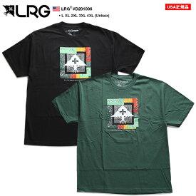 エルアールジー LRG Tシャツ 半袖 ペイズリー バンダナ柄 メンズ レディース 黒 緑 L XL 2L LL 2XL 3L XXL 3XL 4L XXXL 4XL 5L XXXXL 大きいサイズ b系 ヒップホップ ストリート系 ファッション ブランド おしゃれ ゆったり オーバーサイズ ビッグシルエット D201006