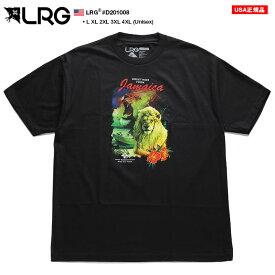 エルアールジー LRG Tシャツ 半袖 メンズ レディース 黒 L XL 2L LL 2XL 3L XXL 3XL 4L XXXL 4XL 5L XXXXL 大きいサイズ b系 ヒップホップ ストリート系 ファッション ブランド 服 かっこいい おしゃれ バンド カラフル ハイビスカス 花柄 ライオン ビッグシルエット D201008