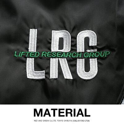 LRG(エルアールジー)のウインドブレイカー(ライトアウター)