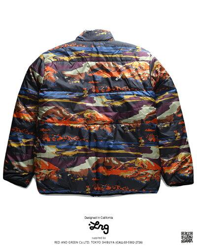 LRG(エルアールジー)の中綿ジャケット(アウター)