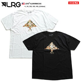 LRG Tシャツ 半袖 メンズ 白 黒 L-XL 大きいサイズ エルアールジー かっこいい おしゃれ ロゴ 動物 パンダ 迷彩 アーミー ミリタリー シンプル ビッグシルエット b系 ヒップホップ ストリート系 ファッション ブランド L09VMSCXX