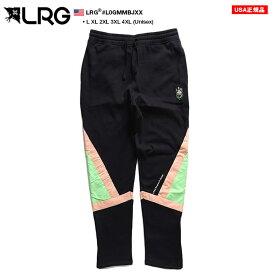 エルアールジー LRG スウェットパンツ イージーパンツ ロングパンツ 裏起毛 長ズボン メンズ 黒 L XL 2L LL 2XL 3L XXL 3XL 4L XXXL 4XL 5L XXXXL 大きいサイズ b系 ヒップホップ ストリート系 ファッション ブランド 服 かっこいい おしゃれ フリース L0GMMBJXX