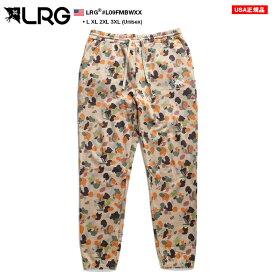 エルアールジー LRG スウェットパンツ イージーパンツ ロングパンツ 長ズボン メンズ レディース 男女兼用 カーキ L XL 2L LL 2XL 3L XXL 3XL 4L XXXL 大きいサイズ b系 ヒップホップ ストリート系 ファッション ブランド 服 かっこいい おしゃれ アーミー ギフト L09FMBWXX