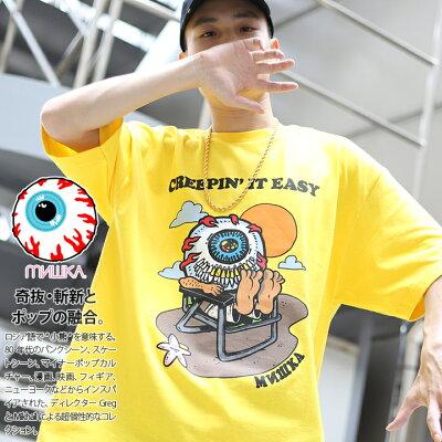 MISHKA(ミシカ)のTシャツ(ロゴ)