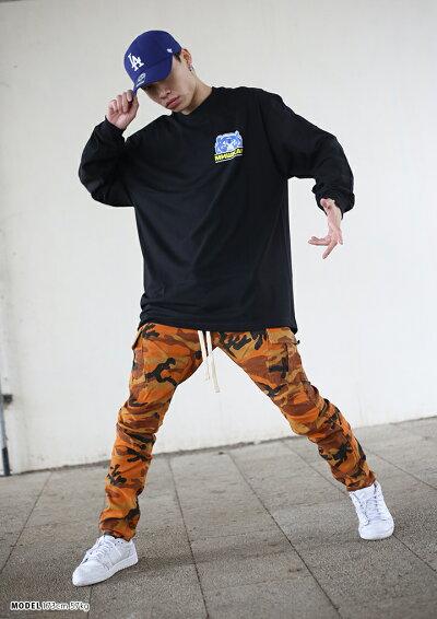 MISHKA(ミシカ)のロンT(長袖Tシャツ)
