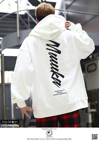 MISHKA(ミシカ)のフードパーカー(スウェット)