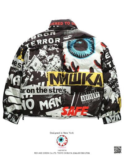 MISHKA(ミシカ)のダウンジャケット(アウター)