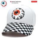 ミシカ MISHKA 帽子 キャップ ローキャップ ボールキャップ CAP メンズ レディース 白 男女兼用 b系 ヒップホップ ス…
