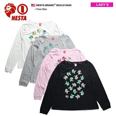 NESTA-BRAND(ネスタブランド)のロンT(長袖Tシャツ)