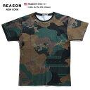 【送料無料】b系 ヒップホップ ストリート系 ファッション メンズ レディース Tシャツ 【R8S-111】 リーズン REASON …