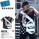 【訳あり】 b系 ヒップホップ ストリート系 ファッション メンズ レディース Tシャツ 【545-003】 リーズン REASON ド…