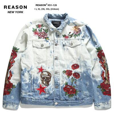 REASON(リーズン)のデニムジャケット(アウター)