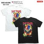 REASON(リーズン)のTシャツ(ポップアート)