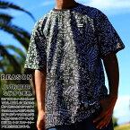REASON(リーズン)のTシャツ(総柄パターン)