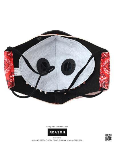 REASON(リーズン)のマスク