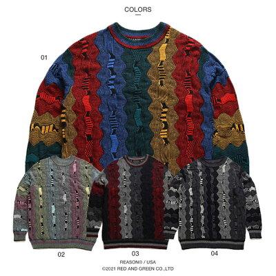 REASON(リーズン)のニット(セーター)商品画像