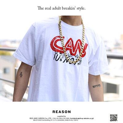 REASON(リーズン)のTシャツ(ロゴ)