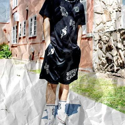 REBEL8(レベルエイト)のTシャツ(ポップアート)