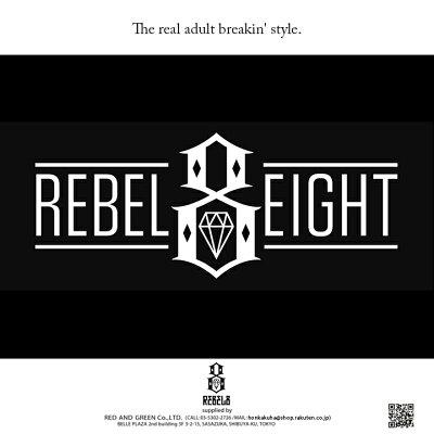 REBEL8(レベルエイト)のキーホルダー(キーリング)