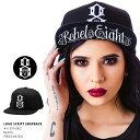b系 ヒップホップ ストリート系 ファッション メンズ レディース キャップ 【115010002】レベルエイト REBEL8 CAP 帽…