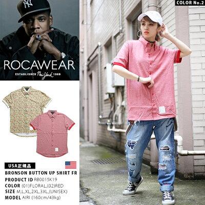 ROCAWEAR(ロカウェア)のポロシャツ(半袖)