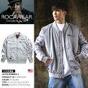 【送料無料】秋冬アウター b系 ヒップホップ ストリート系 ファッション メンズ レディース 【R1608N403R】 ロカウェア ROCAWEAR MA-1 …