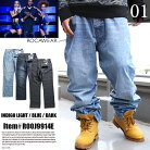 b系 ヒップホップ ストリート系 ファッション メンズ レディース ジーンズ 【R00J9914E】 ロ…