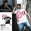 【送料無料】b系 ヒップホップ ストリート系 ファッション メンズ レディース Tシャツ 【RW172T24】 ロカウェア ROCAWEAR 半袖 ティー…