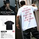 b系 ヒップホップ ストリート系 ファッション 服 メンズ レディース Tシャツ 【RW172T27】 ロカウェア ROCAWEAR 半袖 Pablo パブロ イ…