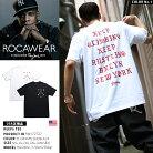 b系 ヒップホップ ストリート系 ファッション メンズ レディース Tシャツ 【RW172T27】 ロカ…