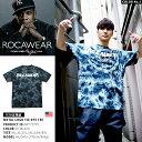 b系 ヒップホップ ストリート系 ファッション 服 メンズ レディース Tシャツ 【RW172T35】 ロカウェア ROCAWEAR 半袖 メタルロゴ バン…