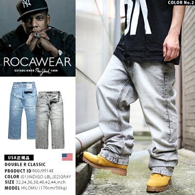 ROCAWEAR(ロカウェア)のジーンズ(ロングパンツ)
