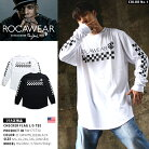 【送料無料】b系 ヒップホップ ストリート系 ファッション メンズ レディース ロンT 【RW173…