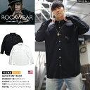 【送料無料】b系 ヒップホップ ストリート系 ファッション 服 メンズ レディース 長袖シャツ 【RW003K22】 ロカウェア ROCAWEAR 長袖 …