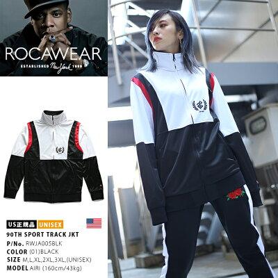 ROCAWEAR(ロカウェア)のトラックジャケット(アウター)