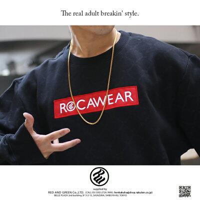 ROCAWEAR(ロカウェア)のトレーナー(スウェット)