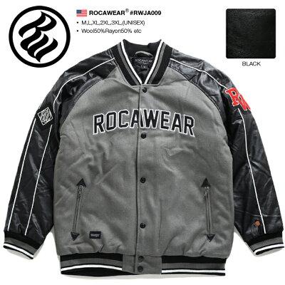 ROCAWEAR(ロカウェア)のスタジャン(アウター)