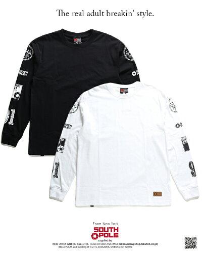 SOUTH-POLE(サウスポール)のロンT(長袖Tシャツ)