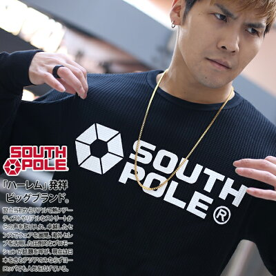 SOUTHPOLE(サウスポール)のロンT(長袖Tシャツ)