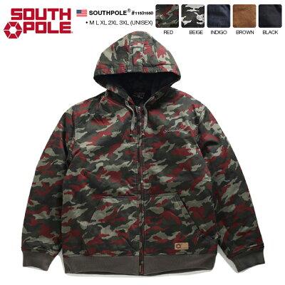 SOUTHPOLE(サウスポール)の中綿ワークジャケット(アウター)
