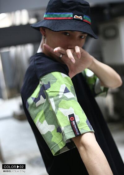 SOUTHPOLE(サウスポール)のTシャツ(シンプル)
