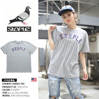STAPLE(ステイプル)のTシャツ(総柄)