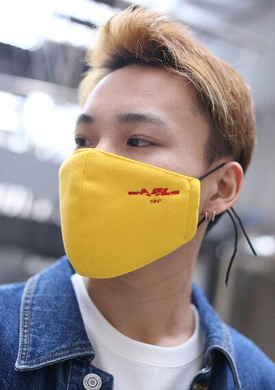 ヲタ映えモードのマスク