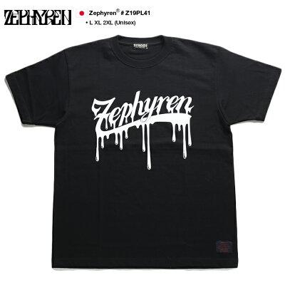 Zephyren(ゼファレン)のTシャツ(ロゴ)
