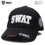 SWATのキャップ(帽子)