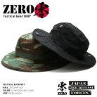 ブッシュハット 【ZR-CA-HT-001】 メンズ レディース バケットハット バケハ 帽子 サファリ…