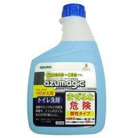 【02】アズマジックトイレ洗剤プロ仕様つけかえ用400mlCH857-SP【代引不可】[01]