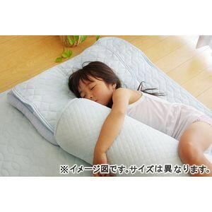 ●ポイント4.5倍●冷感 抱き枕 洗える 『ガリガリ君 プラス』 20R×110cm【代引不可】 [13]